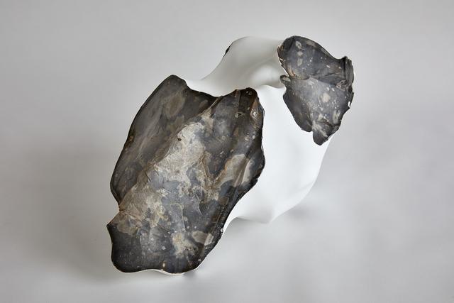 , 'Flint #3,' 2017, Galerie Gisela Clement