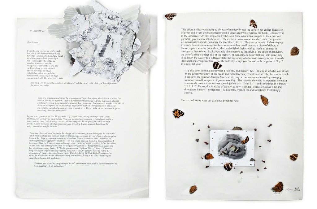 December Letter, MLM-JGY