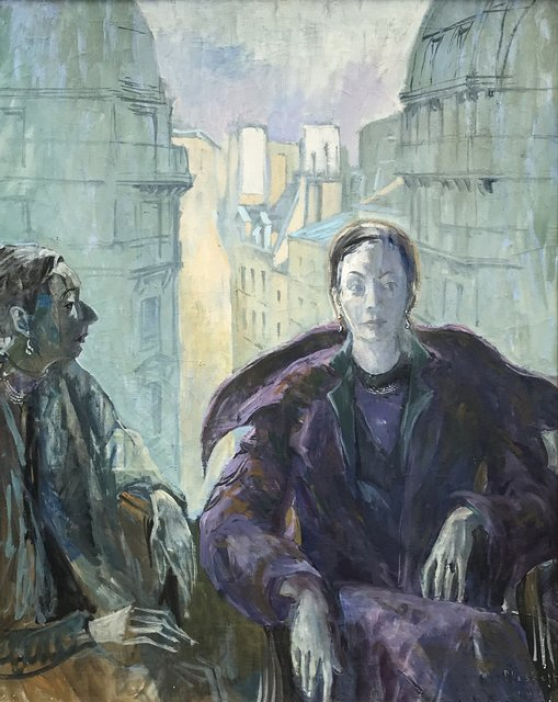 , 'Double Portrait of Phyllis Webb,' , Bau-Xi Gallery