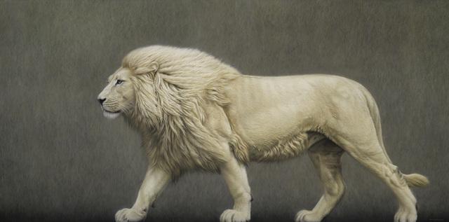 , 'White Lion,' , Jonathan Cooper