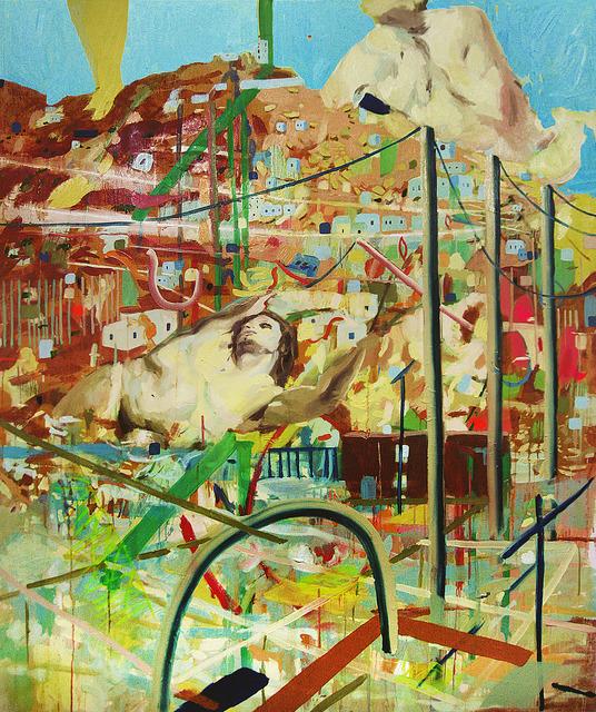 , 'Mykonos,' 2013, Anna Laudel