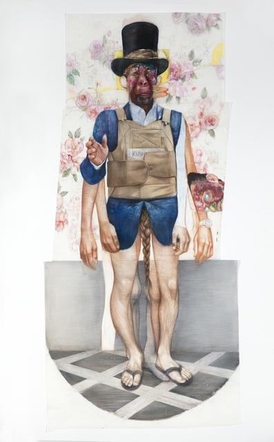 , 'Kushn,' 2017, Jack Shainman Gallery