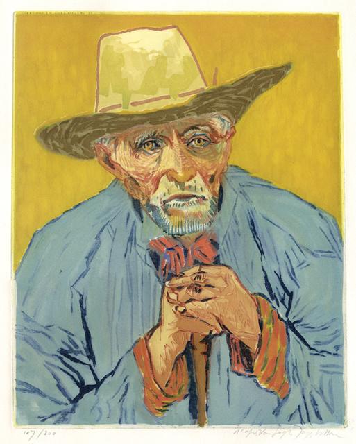 , 'Van Gogh, Le Paysan,' 1927, Conrad R. Graeber Fine Art