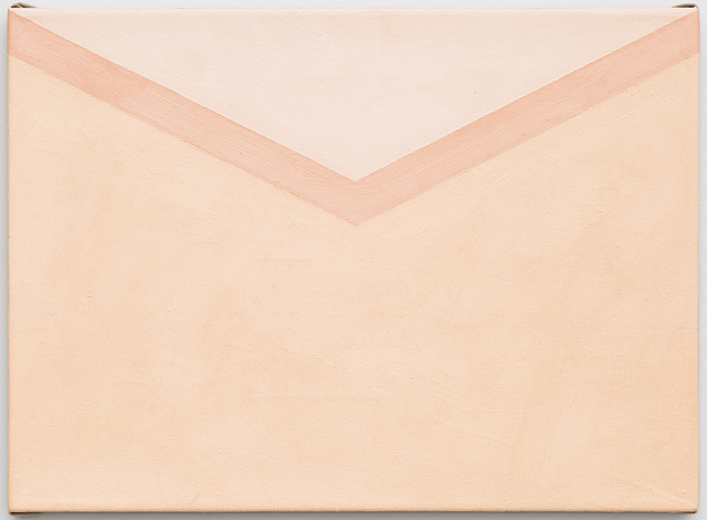 ", '""Peach Envelope"",' 2015, Serving The People"