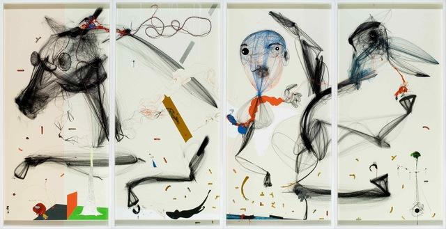Aditya Pande, 'Mathemythic Threedom', 2009, Nature Morte