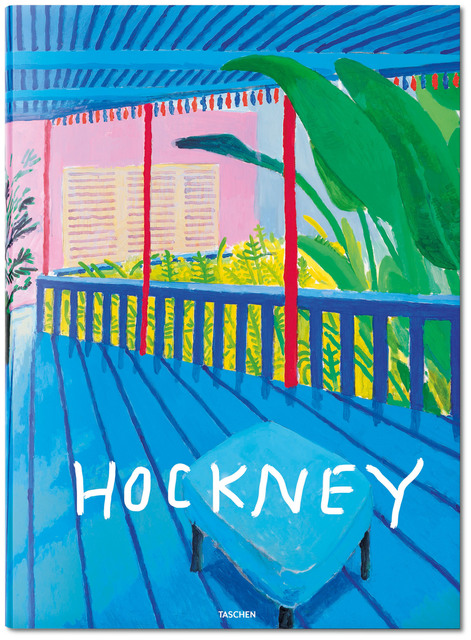 , 'David Hockney. A Bigger Book,' 2016, TASCHEN