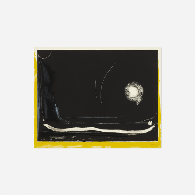 Helen Frankenthaler, 'Yellow Jack', 1987, Wright