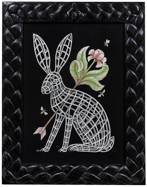 , 'The Hare,' 2018, Spoke Art
