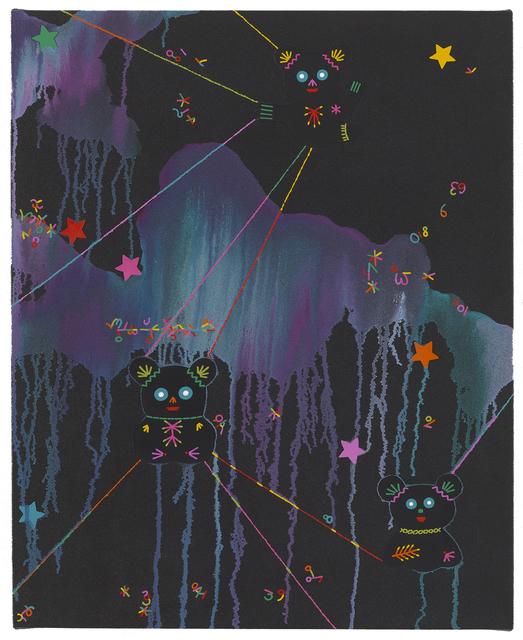 , 'Eating planets,' , Buchmann Galerie