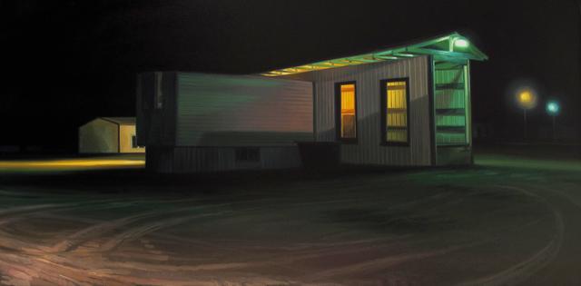 , 'Warrensburg Loading Dock,' 2012, Andrea Schwartz Gallery