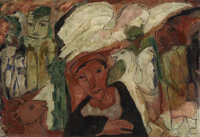 , 'La Grande Peur du Monde,' 1940-1944, Ben Uri Gallery and Museum