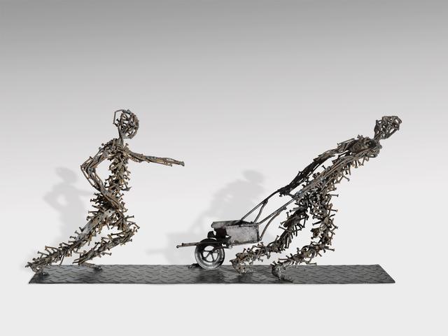 , 'Kasongo,' 2016, Africa Bomoko
