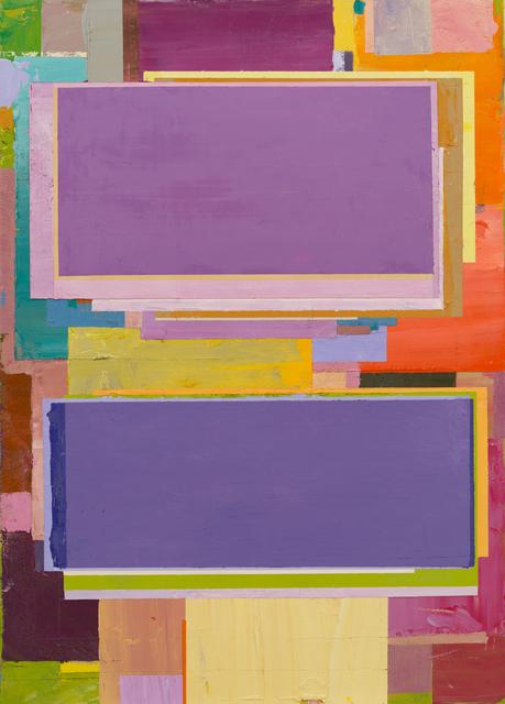 , 'Den Tisch in die Ecke stellen 23 ,' 2016, PIFO Gallery