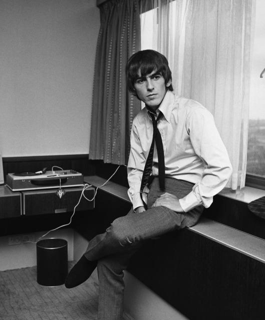 , 'George Harrison in Copenhagen,' 1966, TASCHEN