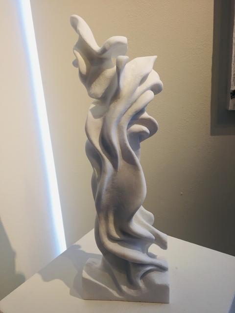 Marton Varo, 'Esperanza (Hope)', 2018, Sculpture, Hand Carved Carrara Marble Sculpture, Ethos Contemporary Art