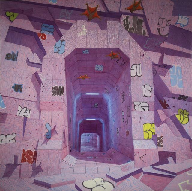 , 'Heaven's Gate,' 2016, Gallery Poulsen