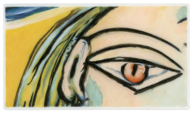 , 'Lover's Eye: Marie-Therese II (after Picasso),' 2015, Clark Gallery