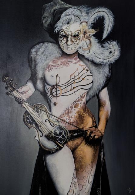 Julia Manolova, 'Venetian woman', 2016, ARTBOX.GALLERY