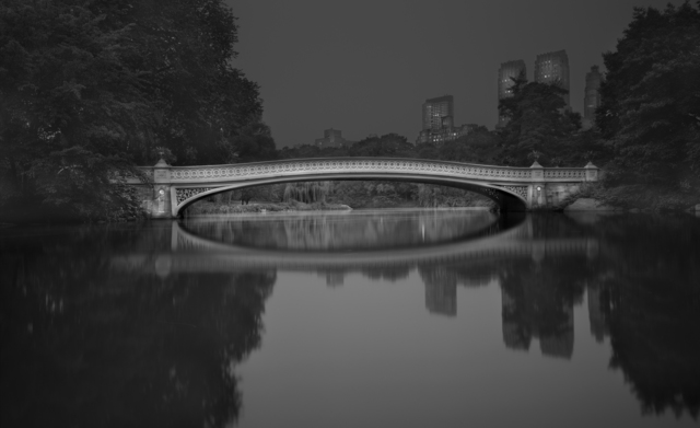 , 'Bow Bridge - Deep In A Dream - Central Park,' 2013, Holden Luntz Gallery