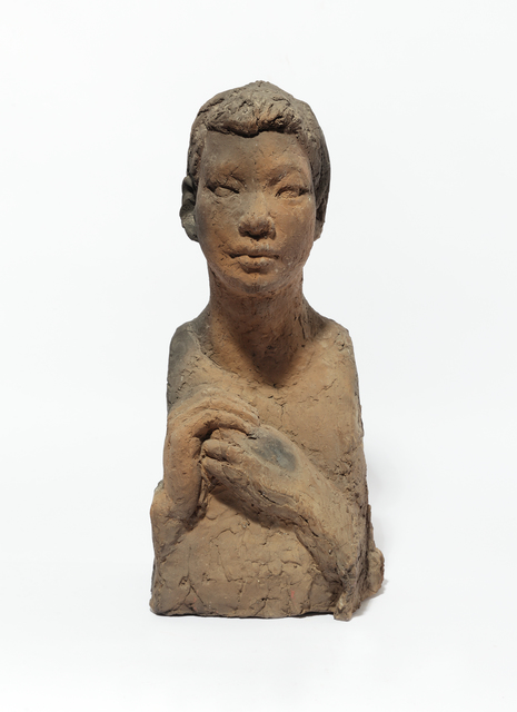 , 'Bust of a girl,' 1964, PKM Gallery