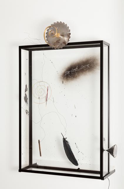 , 'The Lost Ones, Samuel Beckett,' 2015, Studio Trisorio