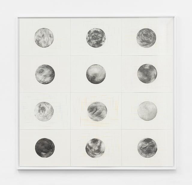 Amelie Bouvier, 'Ash Light #2', 2019, Harlan Levey Projects