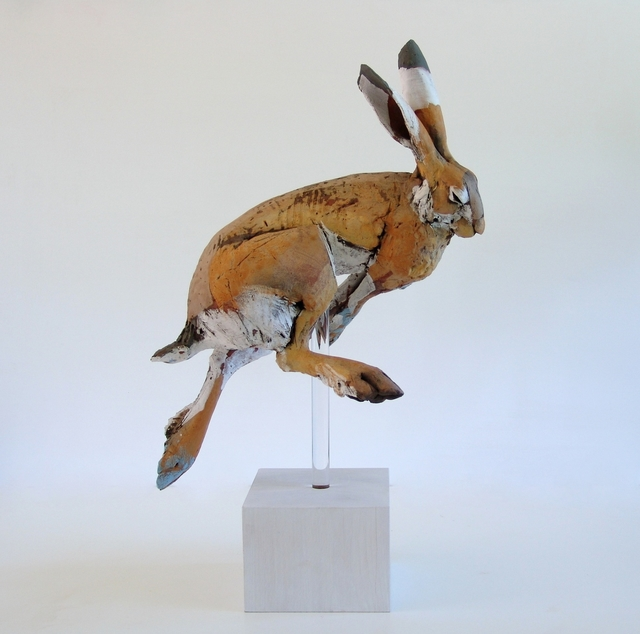, 'Fleet Hare v,' 2016, Castlegate House Gallery