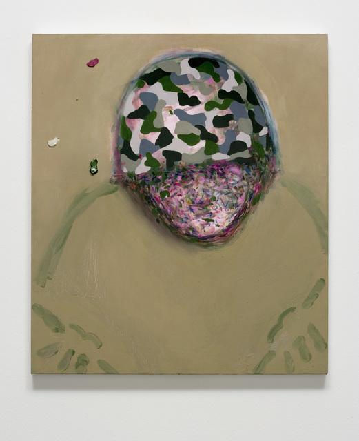 , 'Untitled 15#02,' 2015, SpazioA