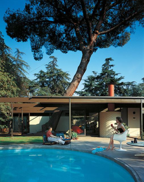 , 'C. Buff / C. Straub / D. Hensman, Case Study House #20, Altadena, California,' , TASCHEN