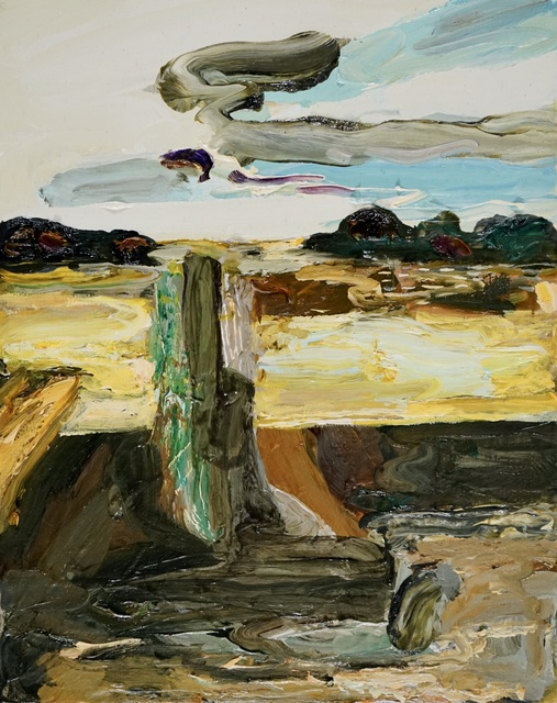 Alfredo Gisholt, 'Maine Landscape #23', 2020, Painting, Oil on Canvas, Deborah Colton Gallery