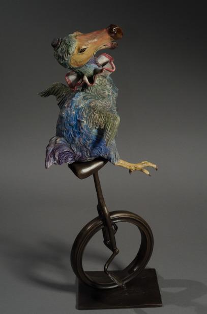 Ariel Bowman, 'Bozo the Dodo', 2014, Ro2 Art
