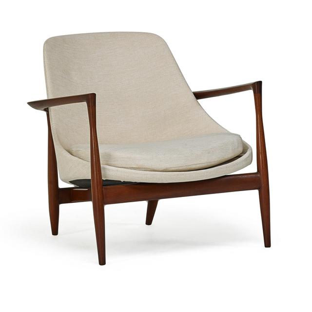 Ib Kofod-Larsen, 'Elizabeth Lounge Chair, Denmark', 1960s, Rago/Wright