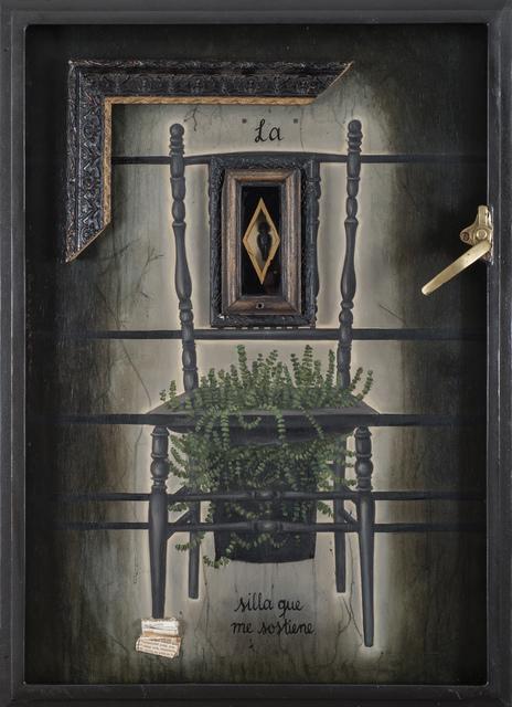 , 'La Silla Que Me Sostiene,' , Isabel Croxatto Galería