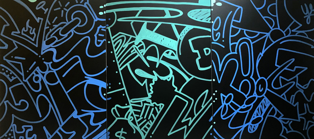 , '3 Degrees of Separation Triptych,' , JoAnne Artman Gallery