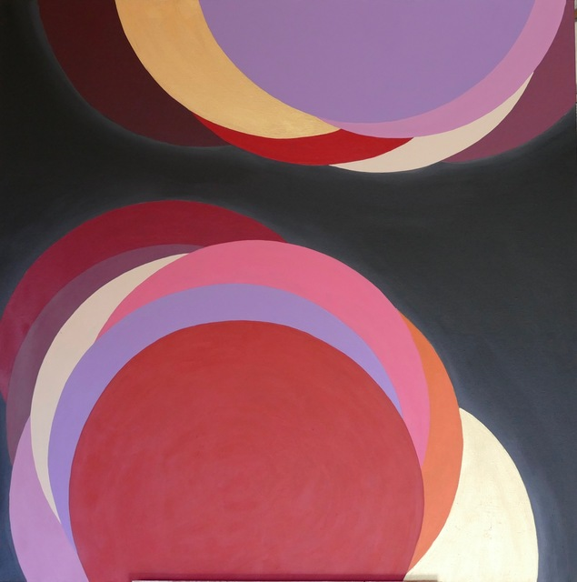 Catherine Detraves, 'Circles of Love', 2019, design art concepts