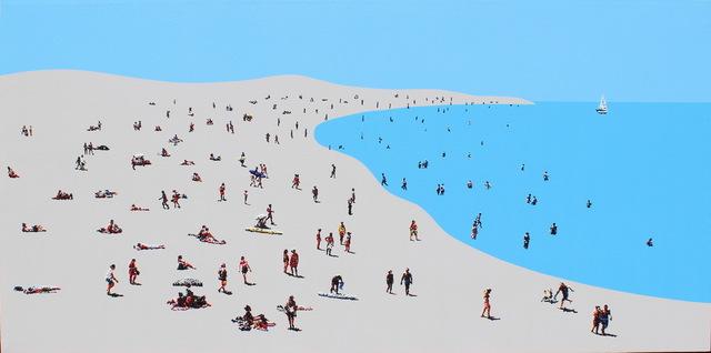 , 'Beach Mood 1,' 2018, Contempop Gallery