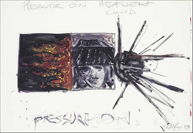 , 'Pressure on God,' 1983, Alpha 137 Gallery