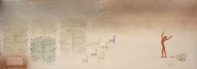 , 'Majnun 4,' 2014, Gallery Espace