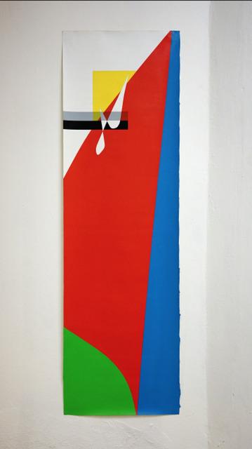, 'Verticalidad 1,' 2017, Vertical Gallery