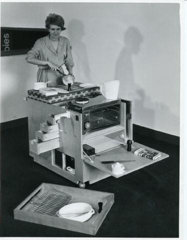 , 'Minikitchen,' 1963, Triennale Design Museum
