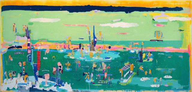 , 'Playa,' 2016, Allouche Gallery