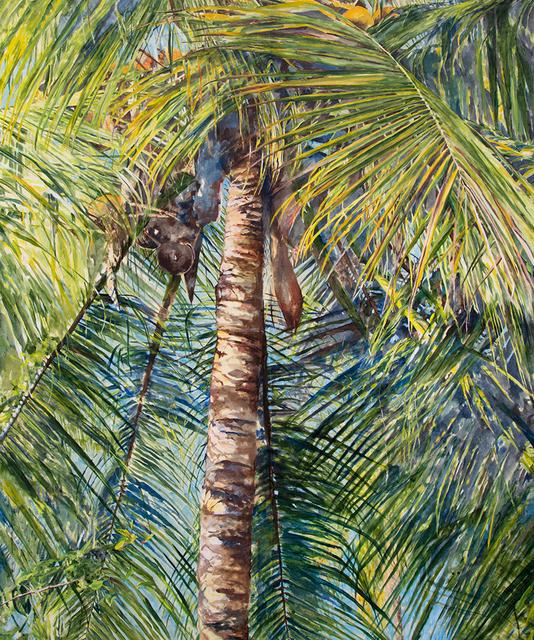 , 'Palm,' 2018, Valley House Gallery & Sculpture Garden