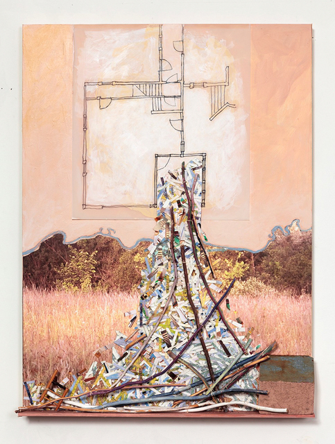 , 'What Goes, What Stays (part 2),' 2015, A.I.R. Gallery