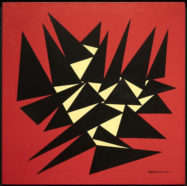 , 'Triángulos negros,' 1984, Cecilia de Torres Ltd.