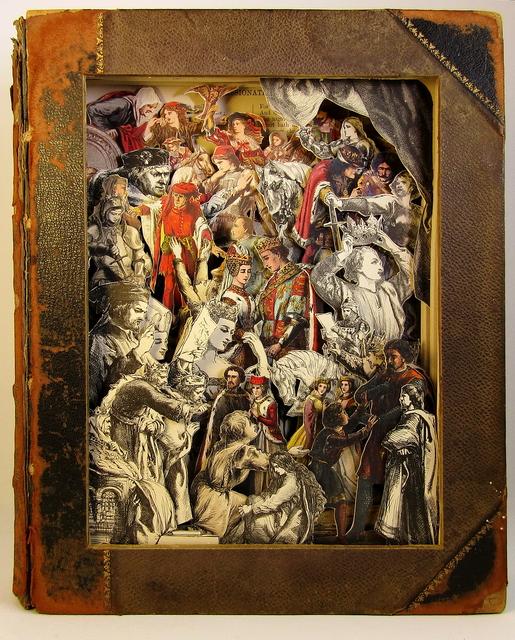 , 'Shakespeare - The Histories, 1878,' 2017, Victor Lope Arte Contemporaneo