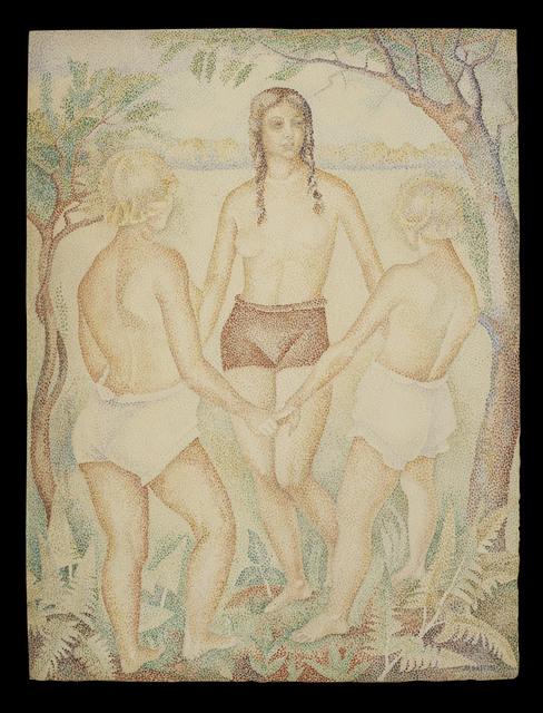 , 'La Danse ,' 20th Century, Galerie de Souzy