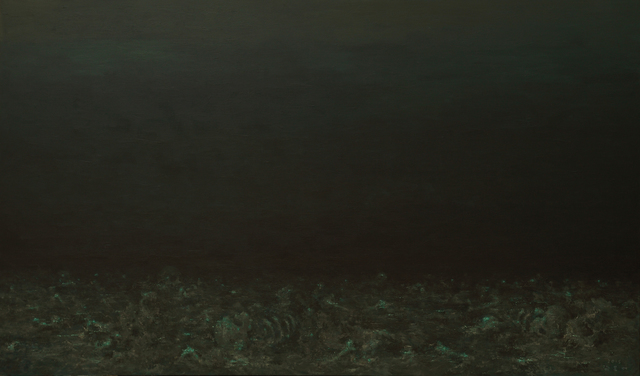 , 'The Deep, Deep Ocean,' 2015, Hakgojae Gallery