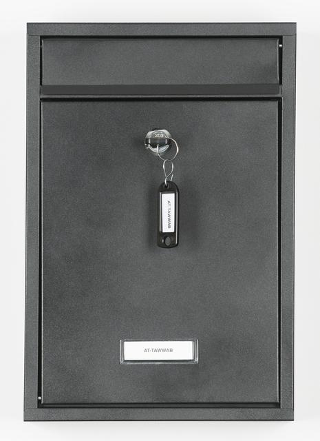 Mounir Fatmi, 'The Black Box', 2018-2019, Wilde | Geneva, Switzerland