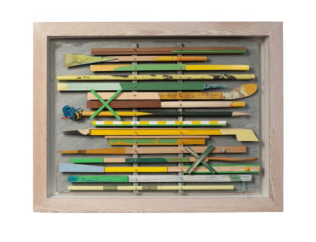 , 'Green Rack,' 2017, The Scottish Gallery