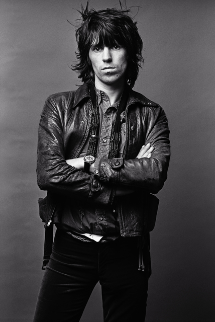 , 'Keith Richards, Classic, Los Angeles,' 1972, Fahey/Klein Gallery